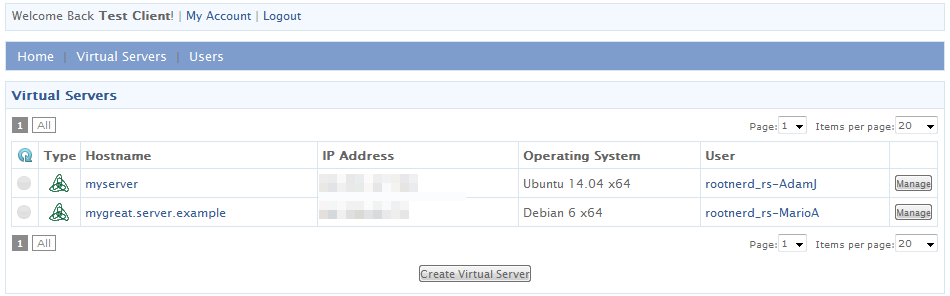 Always keep an eye on the provisioned vps...